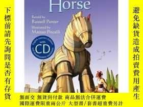 二手書博民逛書店The罕見Wooden HorseY428012 Russell Punter 著;Matteo Pince