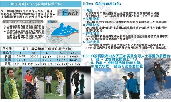 【速捷戶外】《ODLO》瑞士ODLO 152042 機能銀纖維長效保暖底層褲(藏藍) 男