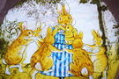 HO KANG 授權卡通品牌 雙人涼被~FOX狐狸村 森林可可