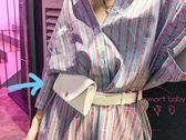 新款原宿小包正韓港風手機包街頭迷你小腰包小包包女士皮帶包 中元節禮物