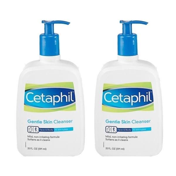 Cetaphil 舒特膚 溫和潔膚乳(20oz/591ml)【小三美日】
