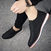 防滑休閒鞋男士增高商務小皮鞋男鞋子棉鞋zg