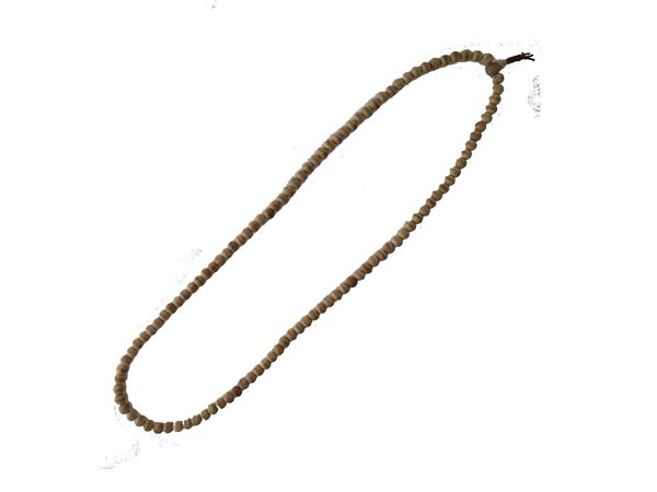 【如意檀香】【沉佛珠】拜拜 誦經 用品 佛珠 項鍊 F04T2007