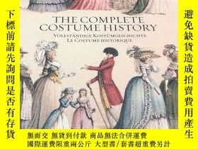 二手書博民逛書店罕見Racinet: Complete Costume Hist