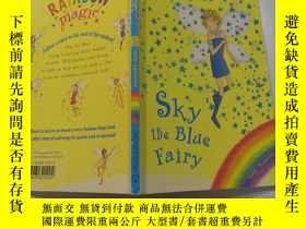 二手書博民逛書店Sky罕見the Blue Fairy:藍天仙女,Y200392