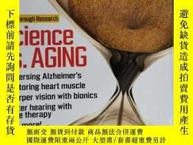 二手書博民逛書店SCIENCE罕見FOR THE CURIOUS Discover 科学杂志 2015年10月 英文版Y424