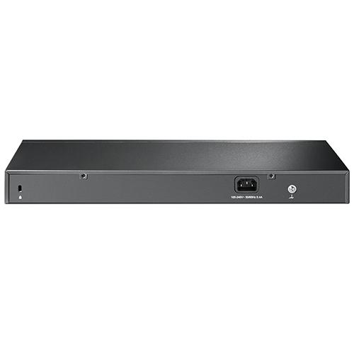 TP-LINK T1600G-18TS(取代TL-SG2216) 16 埠 Gigabit 智慧型網路交換器 (含2個SFP插槽)