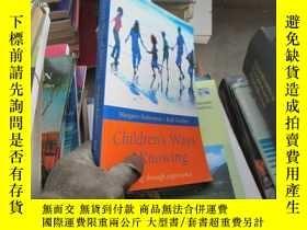 二手書博民逛書店children's罕見ways of knowing lear