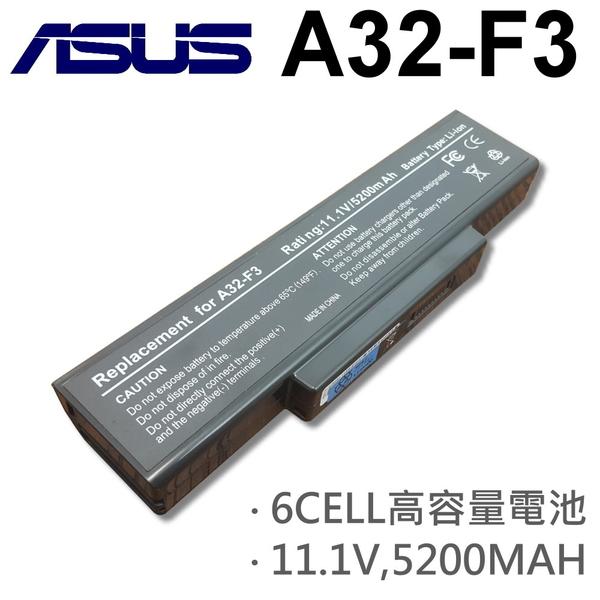 ASUS 6芯 日系電芯 A32-F3 電池 A32-F2 F2 F2F F2Hf F2J F2Je F3Ja F3M F3Jc F3Jm F3Jp F3Jr F3Jv F3Ka F3Ke