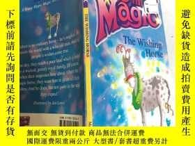 二手書博民逛書店young罕見hippo magic 小河馬魔術 :,Y200392