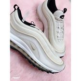 Kumo Shoes-NIKE W AIR MAX 97 PHANTOM 米白 杏色 氣墊 慢跑鞋 921733-007