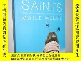二手書博民逛書店Liars罕見and Saints by Maile Meloy
