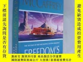 二手書博民逛書店Freedom s罕見Choice《自由的選擇》【英文原版,安