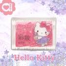 【亞古奇 Aguchi】Hello Kitty 彩妝棉花棒 200 支 純棉雙頭 外盒可當收納盒