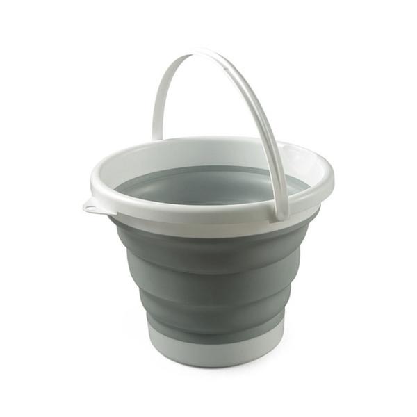 水桶 手提水桶 提桶 可伸縮 小 折疊桶 釣魚桶 洗衣桶 攜帶式 折疊式 手提水桶【S062】MY COLOR