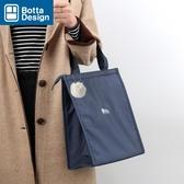 BOTTA手提飯盒袋便當包牛津布鋁箔保溫加厚 手拎男女學生帶飯餐包 雙12購物節