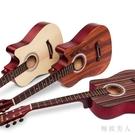 38寸初學者吉他學生38寸新手通用練習吉他男女生入門琴民謠木吉他 TA7169【極致男人】