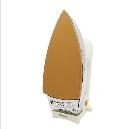 【重型特氟龍塗層-電壓220V】老式電熨斗 調溫家用工業幹燙無蒸汽1000W
