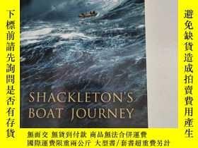 二手書博民逛書店Shackleton s罕見Boat Journey[沙克爾頓的船之旅]沒勾畫Y6318 Frank Arth
