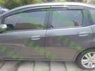 【一吉】舊款FIT 2代 正日本無限樣式 晴雨窗 / fit2晴雨窗 fit晴雨窗 mugen晴雨窗 無限晴雨窗