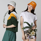 【ISW】多色梭織帽盆帽-金盞橘 (三色可選) 設計師品牌