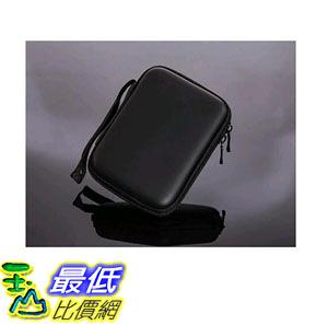 [107玉山最低比價網] 硬碟包 2.5吋 黑色 行動硬碟 高級質感 保護套 記憶 海綿 吸震 防撞