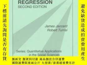 二手書博民逛書店Interaction罕見Effects In Multiple Regression (quantitative