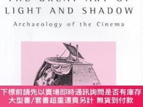 二手書博民逛書店The罕見Great Art Of Light And ShadowY255174 Mannoni, Laur