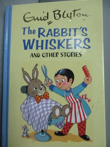 【書寶二手書T6/原文小說_LJP】The Rabbit s Whiskers and Other Stories_Bl
