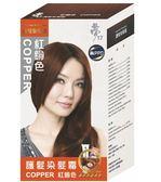 【下殺1.2折】良品出清 夢17 護髮染髮霜 紅桐色 有限期限至2019/4月