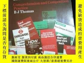 二手書博民逛書店Practical罕見Information Comprehension and Composition Prac