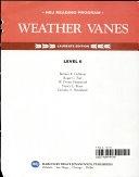 二手書博民逛書店 《Weather Vanes》 R2Y ISBN:0153300078│Houghton Mifflin Harcourt School