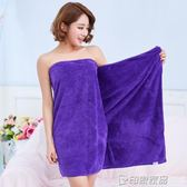 天歌加厚納米纖維美容院大毛巾浴巾成人兒童男女比純棉吸柔軟 印象家品旗艦店