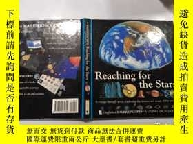二手書博民逛書店Reaching罕見for the stars:接近星星Y200392