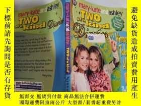二手書博民逛書店mary罕見kate and Ashley two of a kind 瑪麗·凱特和艾希禮是一對..,Y200