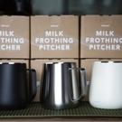 金時代書香咖啡 Minos 600ml 不鏽鋼拉花缸 白色 Minos-600-WH