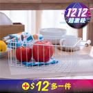 【+12元多一件】小法國手提木柄置物籃-...