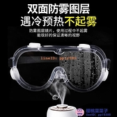 護目鏡醫用眼罩防護鏡隔離眼罩防病毒阻隔體液血液護目眼睛【櫻桃菜菜子】