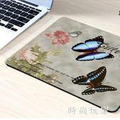 可愛女生動漫創意加厚小號鼠標墊個性電腦辦公桌墊 ys7231『時尚玩家』