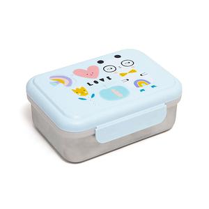 荷蘭Petit Monkey不鏽鋼野餐盒-我愛熊貓