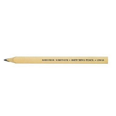 KOH-I-NOR 素描專用扁筆系列*12支入