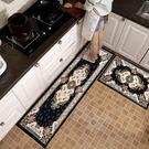 地墊-廚房地墊長條吸水防滑墊子家用歐式衛生間腳墊門墊地墊臥室地毯【全館免運】
