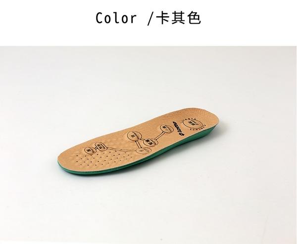 LOTTO 0160 磁石真皮乳膠鞋墊 減輕疲勞吸汗穴道磁石按摩顆粒吸震減壓 透氣鞋墊 厚底鞋墊 59鞋廊