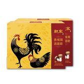 香檳茸親家萃滴雞精禮盒(60ml*6入/盒) X2盒 香檳茸 黑羽土雞 雞精 滴雞精 補品 巴西蘑菇