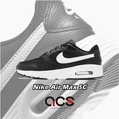 Nike 休閒鞋 Air Max SC 黑 白 氣墊 運動鞋 基本款 男鞋 【ACS】 CW4555-002