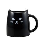 【sunart】日本sunart 馬克杯 - 黑貓 趣味 送禮 可愛