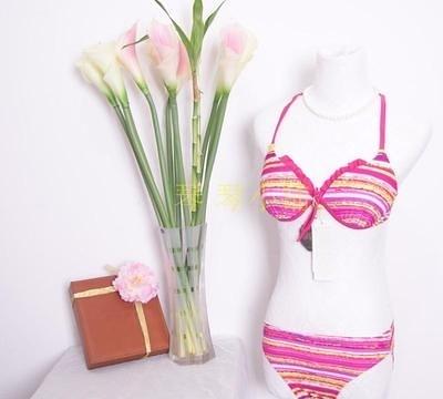 【12H出貨 免運】 新款比基尼加連體裙式2穿鋼托小胸聚攏時尚女溫泉度假遊泳衣 源治良品
