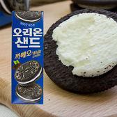 韓國ORION巧克力奶油夾心餅乾(66g)【庫奇小舖】