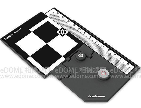 DATACOLOR Spyder Lens Cal 測焦工具 (免運 永準貿易公司貨) 測焦板 對焦板 調焦必備