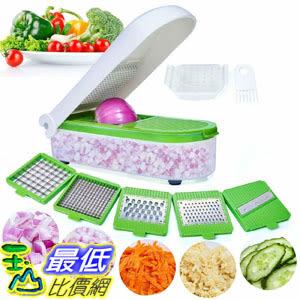 [8美國直購] 蔬菜切碎機 Vegetable Chopper,Pro Onion Chopper Slicer Dicer Cutter Cheese Veggie Choppe